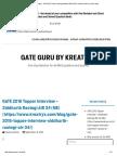 GATE Guru by Kreatryx - GATE 2017 Online Coaching Institutes _ Best GATE Coaching Centres _ Kreatryx Blog