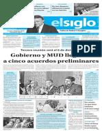 Edicion Impresa El Siglo 13-11-2016