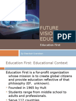 Future of Education Presentation