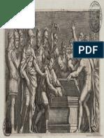 Alejandro Magno Mandando Guardar Los Libros de Homero