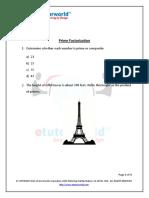 soal factorization