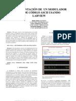 Informe de Comunicaciones Final