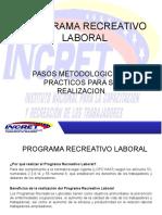 Programa Recreativo Laboral