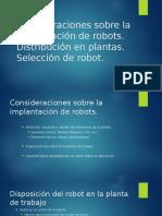Primera Expocicion ROBOTICA TIPOS