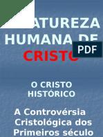 Natureza Human a de Cristo an Ciao s