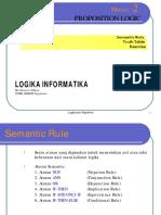 Logika informatika 2