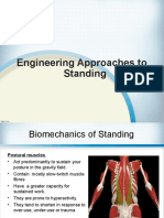 Biomecanis of Standing