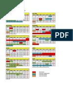 Calendari Escolar 2016 2017