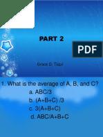 Math Civil Service Pre Test 2015 PDF (1)