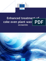Biological Treatment Wastewater