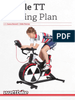 Wattbike 10 t Training Plan