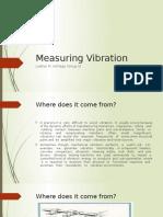 Measuring Vibration