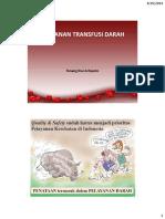 Kuliah Traumatologi Blok Trauma