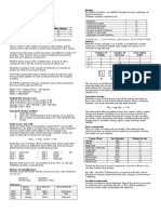 F321 Summary