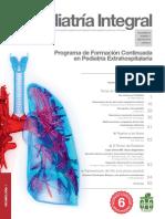 Afecciones Respiratorias Pediatricas 2016