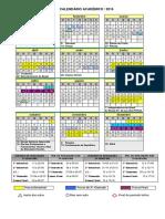 Calendário Acadêmico Atividades Definitivo