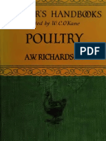 (1922) Poultry