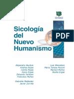 Psicologia Nuevo Humanismo .Congreso Mov. Humanista, Santiago de Chile, Junio de 2005.