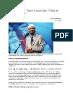 Dr Zakir Naik, Poligamija u Islamu