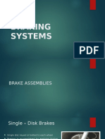 Aircraft Braking Systems