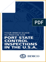 Port State Control Inspections in the USA