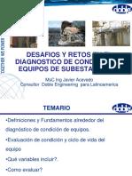 Conferencia Condicion Equipos Javier Acevedo