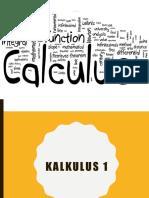Kuliah Kalkulus