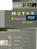 Mutasi