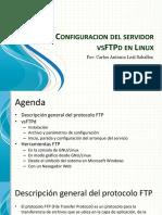 Documents.tips Configuracion Del Servidor Vsftpd en Linux