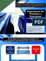 Engenharia de Produtos e Processos   -  Segmento Telecom