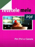Piri Piri e Canela - Retetele Mele (Gustos.ro)