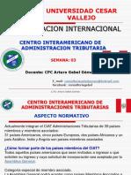 El CIAT Titulo I Comparado Con CT Peruano