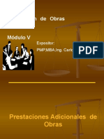Modulo V - Supervision de Obras (Parte III).pptx