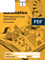 8 18ag Cuadernillos y Registro 2do Kit ECE Nivel Secundaria Área Matemática