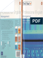 Language - Test Your Professional English - Management - (Simon Sweeney) Pearson 2002