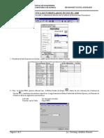 Practica de Formularios en Excel
