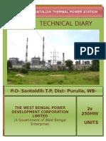PocketDiary-Santaldih
