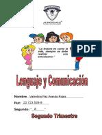Fichas Lenguaje 2 Basico