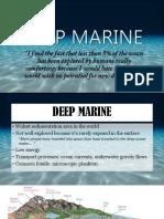 Group 8 Deep Marine