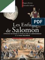 Les Enfants de Salomon (Couverture Et Sommaire)