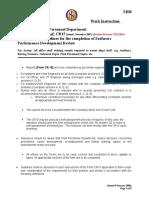 Work Instruction M08 (CR15) Revised