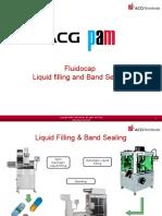 SDT, Capsules, Liquid Filling, ACG