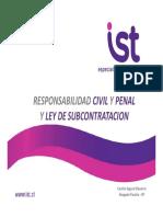 Resp Civil y Penal 2014 IST