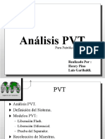 VALIDACION PVT