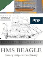 Anatomy of the Ship HMS Beagle