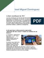 TICJosé Miguel Domínguez 12nov