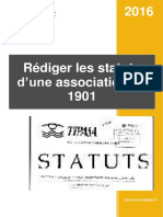 Extrait Guide Rediger Statuts Association 1901
