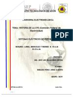 Comparacion de Sistemas Electricos Tarea 3