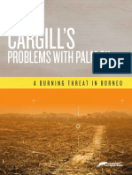Cargills Problems With Palm Oil Low