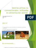 alimentos no convencioales en alimentqcion animal